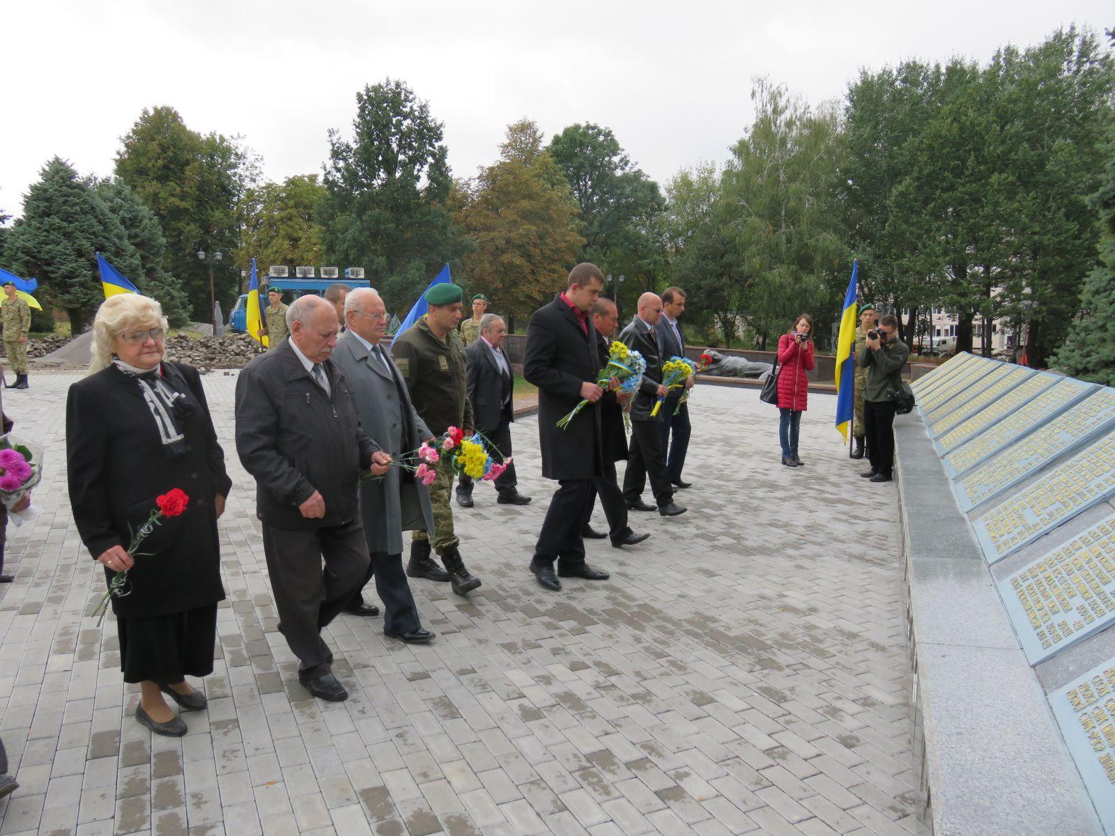 У Хмельницькому пам'янули партизан і підпільників Другої світової - фото 2
